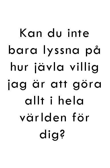 lycka, kärlek, and swedish quotes-bild