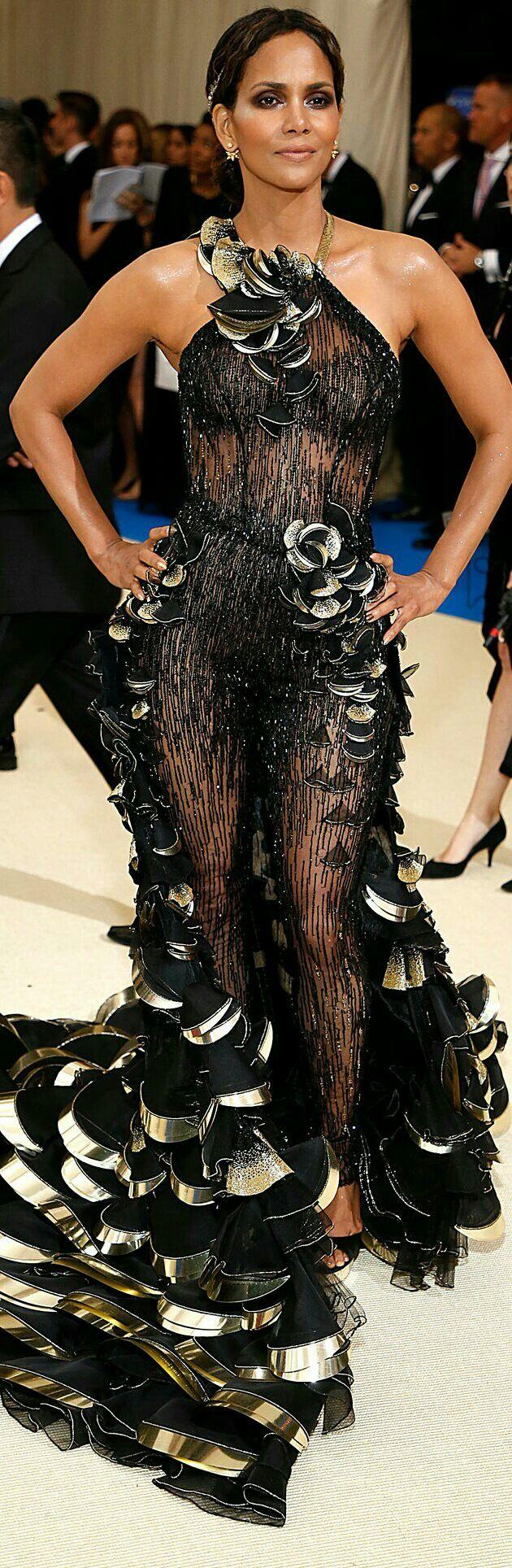 Halle Berry Met Gala