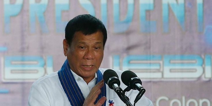 Philippines president announces 'separation' from the US | Fox News