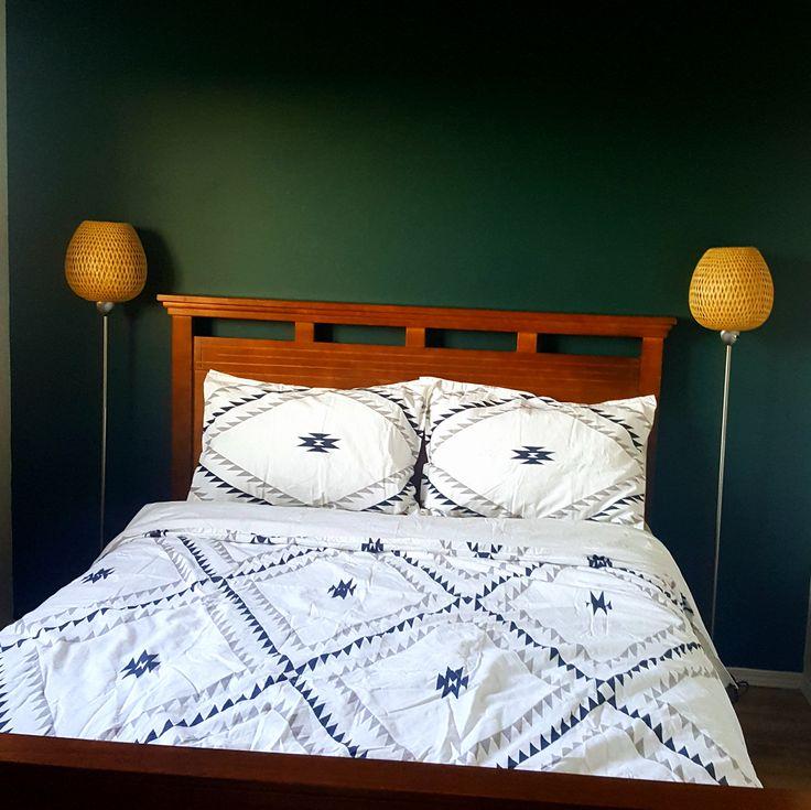 25 Best Hunter Green Bedrooms Ideas On Pinterest Green
