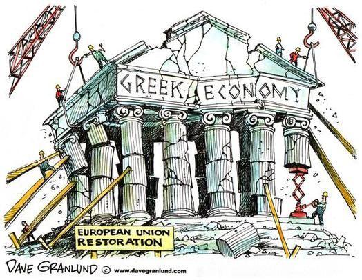 Οι πραγματικοί ένοχοι για την χρεοκοπία | Του Γιώργου Ν. Οικονόμου