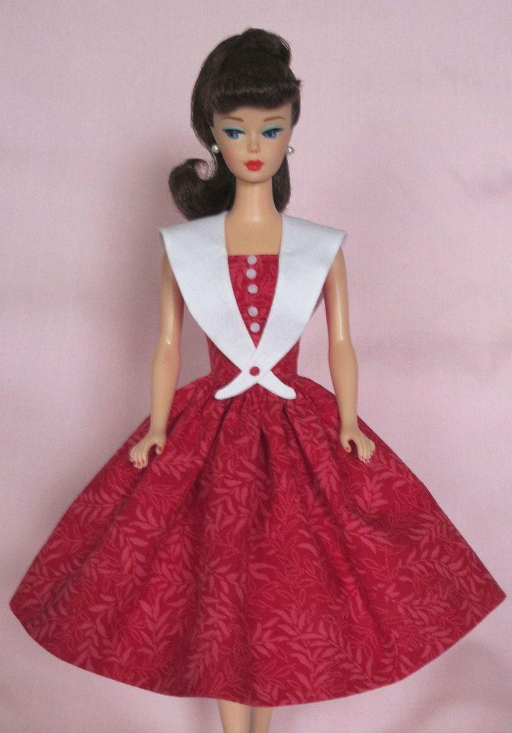 Barbie Doll Vintage Clothes 55