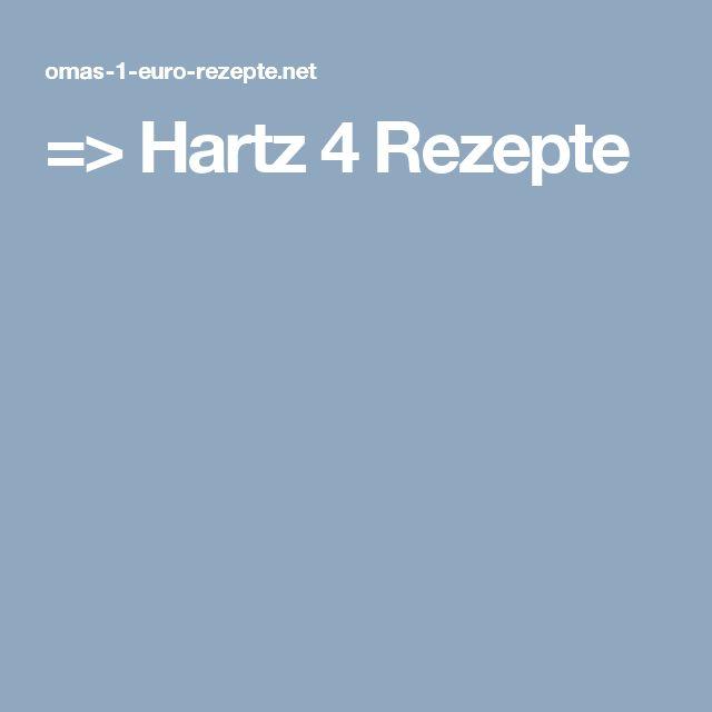 Hartz 4 rezepte fur 2 personen