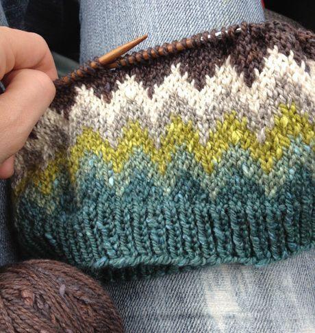 53 best Knitting | Fair Isle images on Pinterest | Fair isle ...
