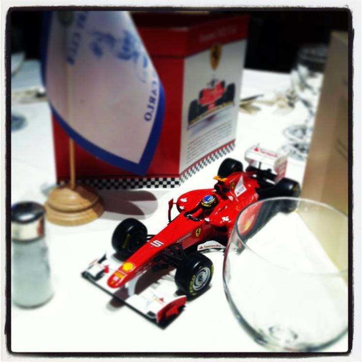 08-02-13 serata Ferrari al Ristorante Carignano del Grand Hotel Sitea -Torino