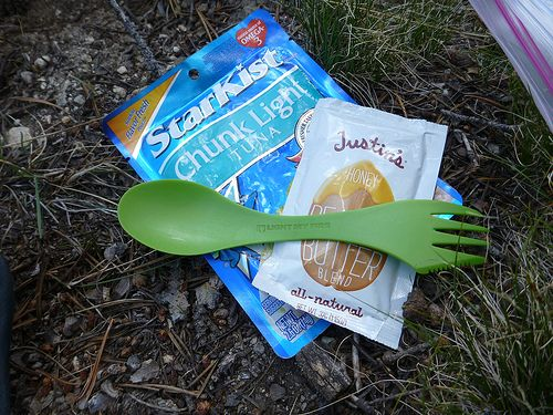 Backpacking food list ideas