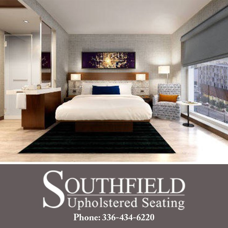 Southfield Upholstered Seating Hotel Design Company Creates Custom Furniture  Pieces And Sets. #hotelfurniture #