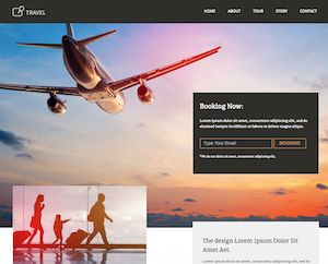 Travel unbunce landing page template http://www.templatesparkle.com/landing-pages http://www.templatesparkle.com/livedemo/unbounce-travel