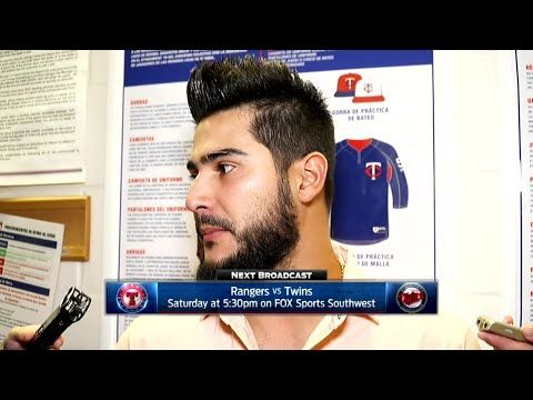Martin Perez: 'We just need to finish strong'