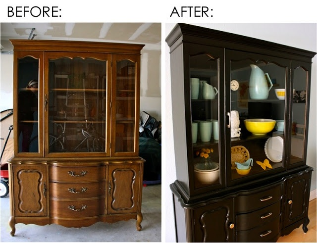 20 Best Images About Repurposed China On Pinterest Silhouette Painting Furniture And China