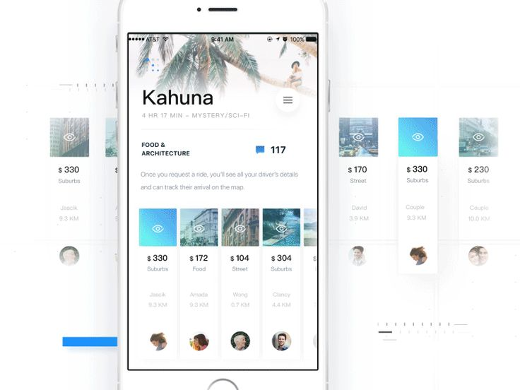 UI Interactions of the week #67 – Muzli -Design Inspiration