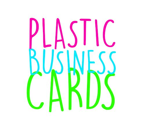 19 best plastic business cards images on pinterest plastic plastic business cards reheart Gallery
