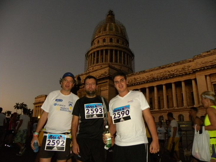 Algunos miembros de nuestro equipo Enjoy Cuba Events