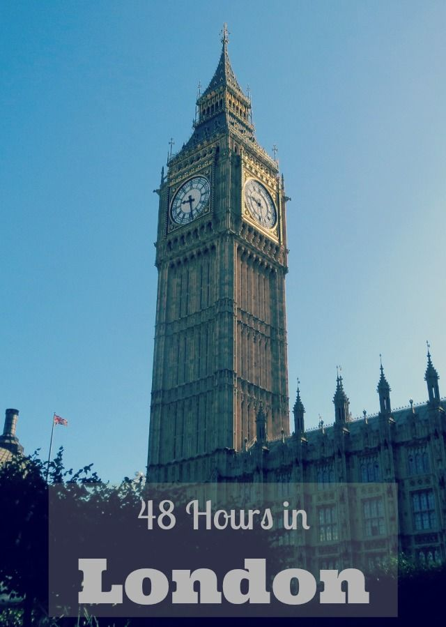 48 Hours in London (article)