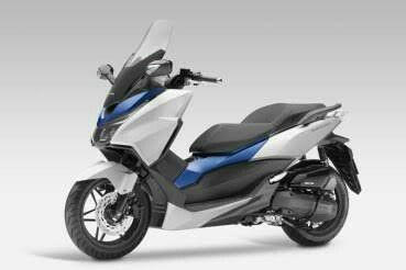NMax Killer: Honda Forza 150.  bit.ly/HondaForza150