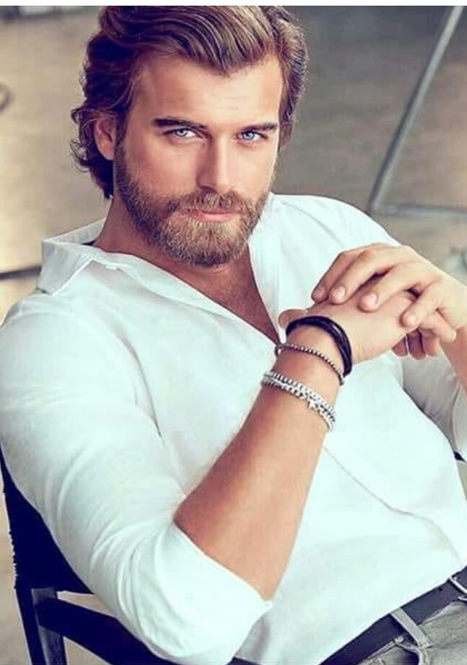Kivanc Tatlitug Blonde Guys Beautiful Men Faces Blue Eyed Men