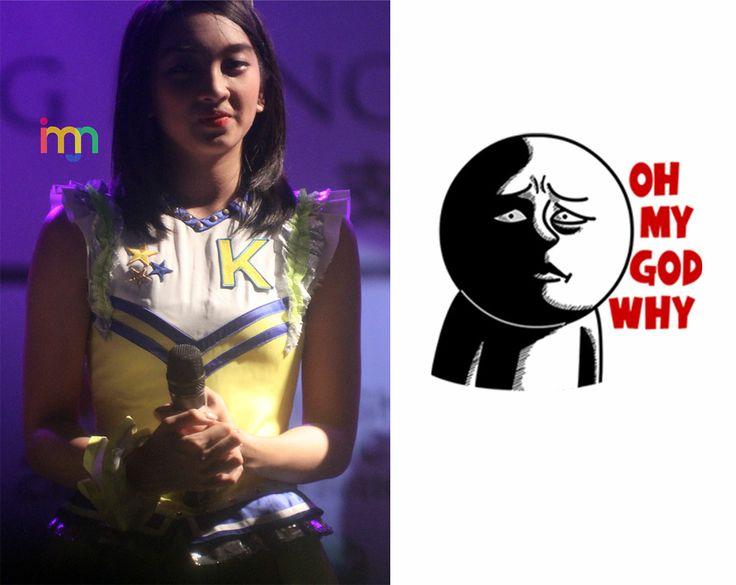"""Lidya Maulida Djuhandar (Team KIII) - """"Oh My God Why"""" Moon"""