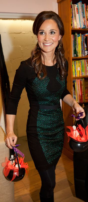 Pippa Middleton's Style - October 25, 2012 from #InStyle