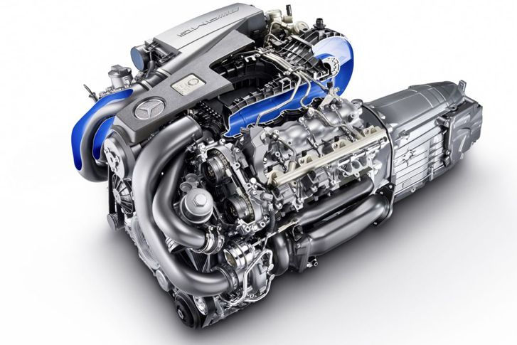 5.5 litre #AMG V8 #Engines Will Die Soon