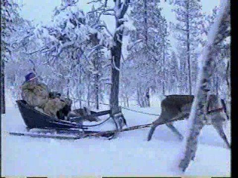 Joulupukki matkaan jo käy - YouTube