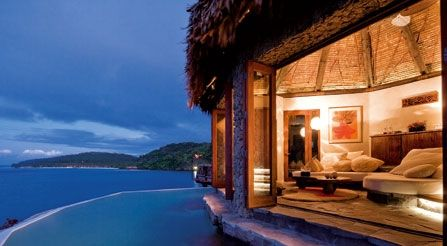 All inclusive Fiji honeymoon package Laucala Island - over the top inclusive luxury resort in Fiji.  Private Island Villas, Butler Service, every thinkable amenity included!  Check it out at http://www.remarkablehoneymoons.com/laucala-island/