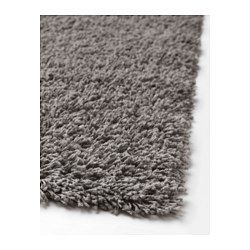 """IKEA - HAMPEN, Rug, high pile, 5 ' 3 """"x7 ' 7 """", , Durable, stain resistant and easy to care for since the rug is made of synthetic fibers.The high pile makes it easy to join several rugs, without a visible seam."""