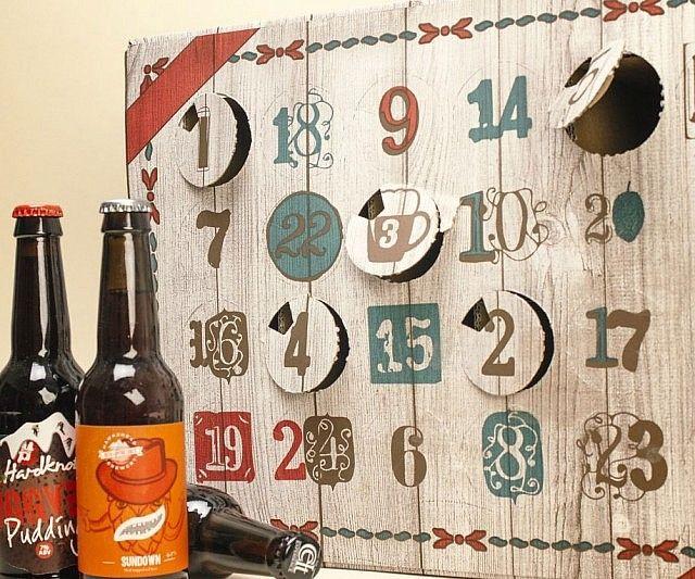 Advent Calendar Ideas Boyfriend : Best ideas about craft beer advent calendar on