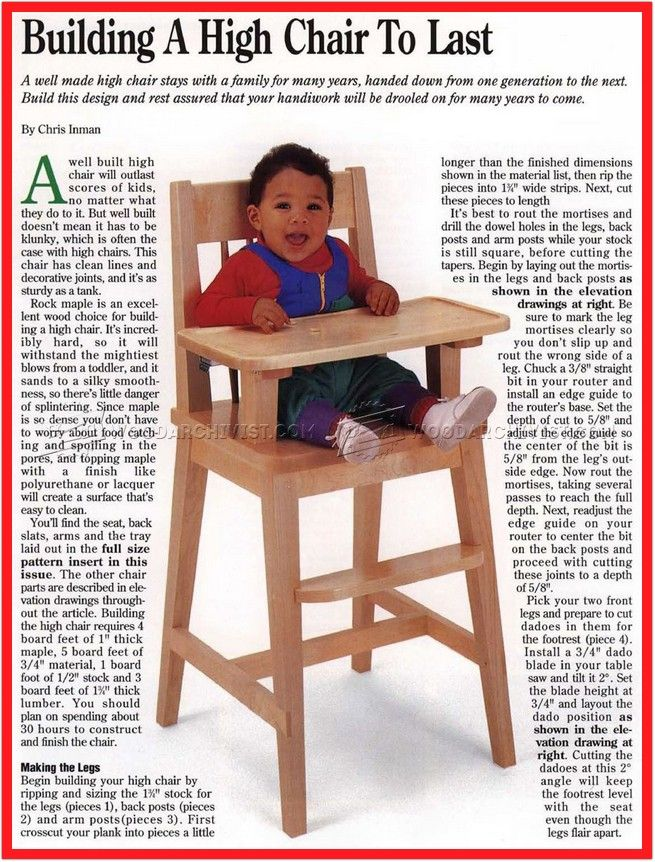 53 Reference Of High Chair Design Plans In 2020 Chair Design High Chair Chair