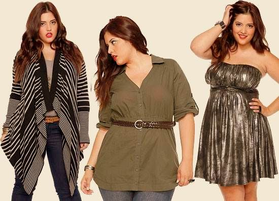 Fall 2014 Plus Size Dresses plus size fall fashion