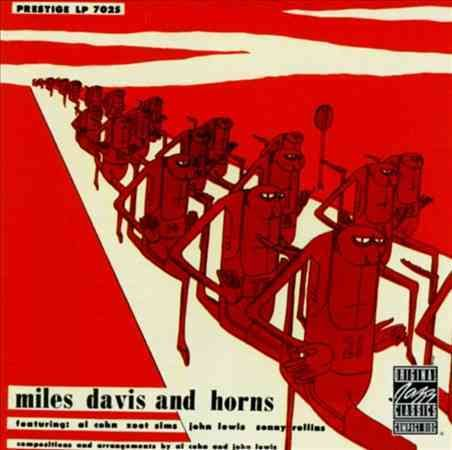 Miles Davis - Miles Davis And Horns