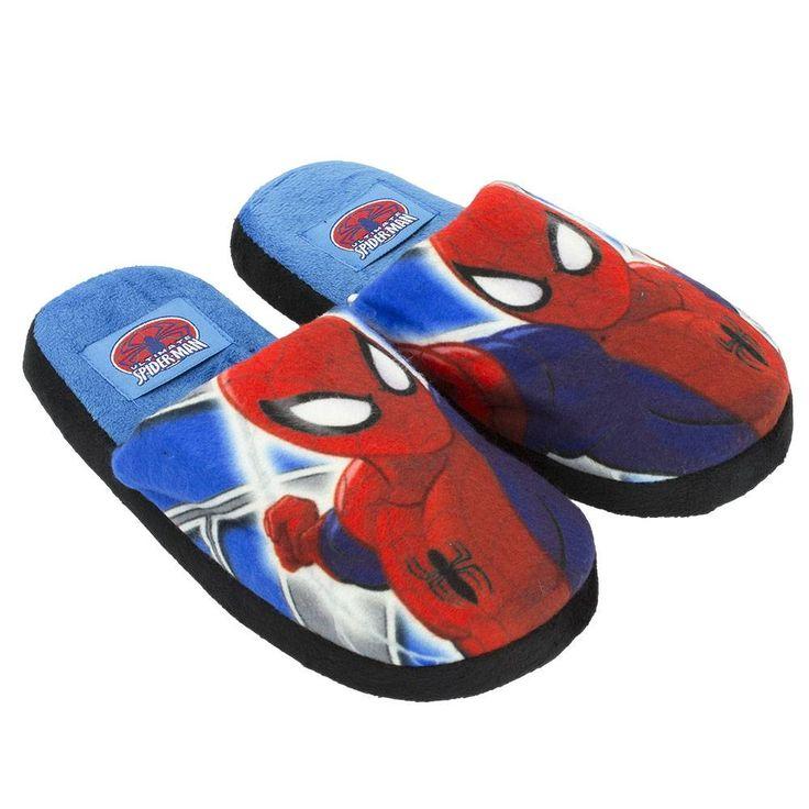 Ultimate Spider-Man Kinder Instap Sloffen / Pantoffels