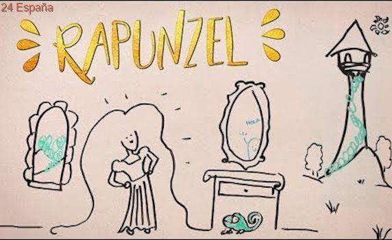 Rapunzel | CANCIÓN Parodia | Destripando la Historia