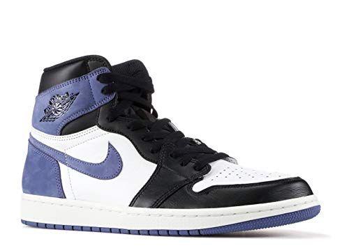 Nike Air Jordan 1 Retro High Og Summit White Blue Moon Black