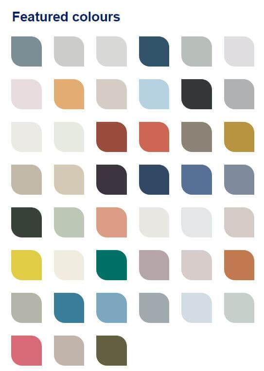 406 Best Color Trends Images On Pinterest
