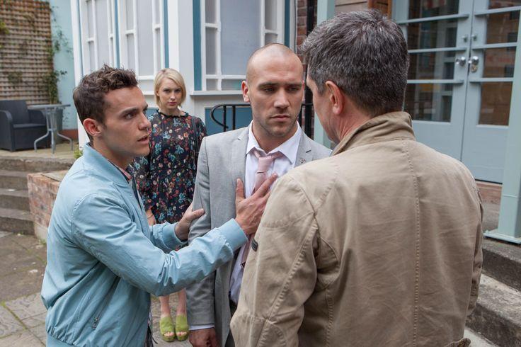 Soap spoilers: EastEnders scheme, Hollyoaks arrival, Coronation Street suspicion, Emmerdale date - DigitalSpy.com