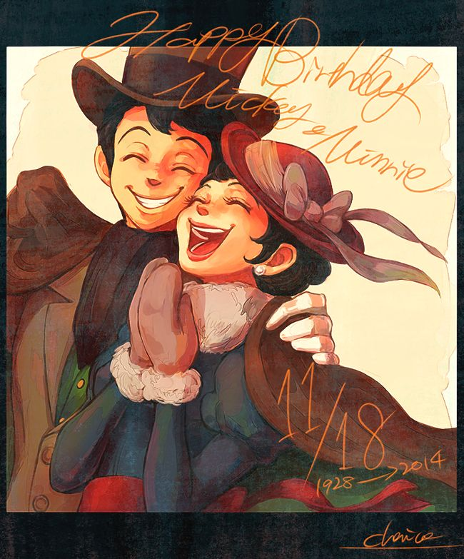mickey_and_minnie_by_chacckco-d86qg30