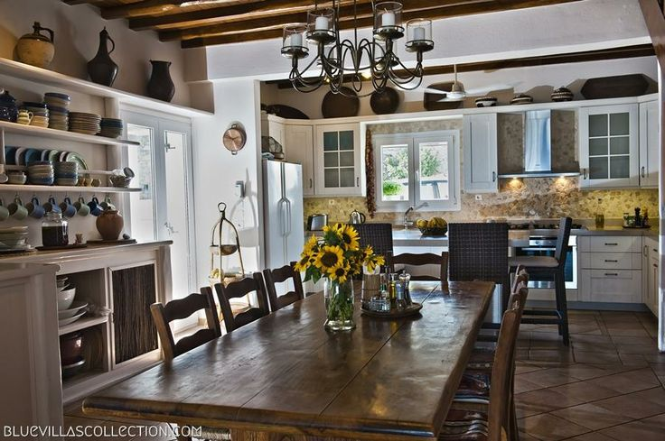 Hurmuses Villa Kitchen