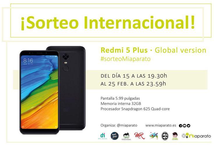 Enter to Win a Xiaomi Redmi 5 Plus