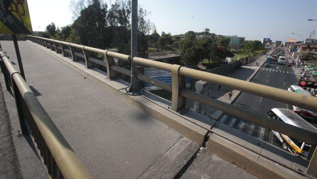 Universidad San Marcos se opone a que culmine construcción de anillo vial