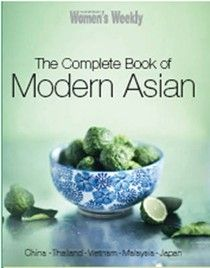 The Complete Book of Modern Asian: China, Thailand, Vietnam, Malaysia, Japan by Australian Women's Weekly (searchable index of recipes)