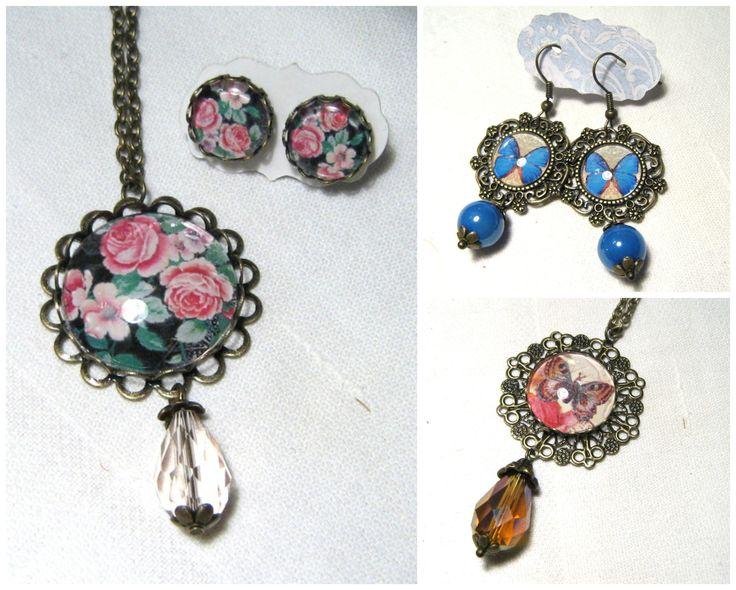 Vintage jewelry http://arymomo.dawanda.com www.arymomo.blogspot.com