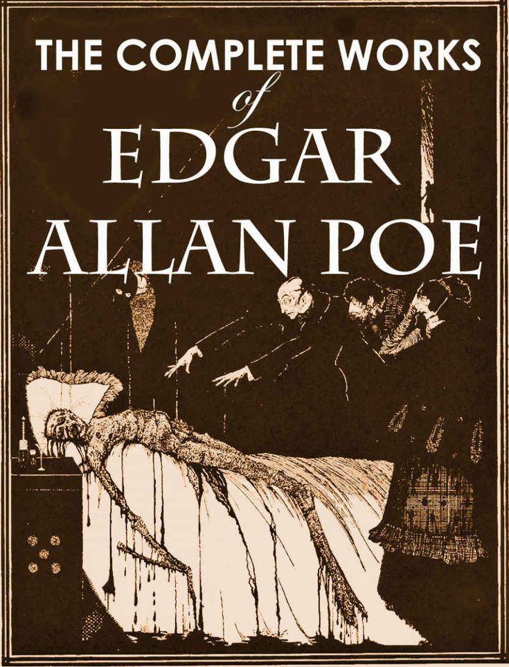 "THE COMPLETE WORKS OF EDGAR ALLAN POE (Illustrated, complete, and unabridged) (Includes all his short stories, poems, and essays. Plus his only novel) eBook  ""The prince of American Literature."" Victor Hugo  ALL OF POE'S TALES Including •""The Fall of the House of Usher"" •""The Masque of the Red Death"" •""The Pit and the Pendulum"" •""The Purloined Letter"" •""The Tell-Tale Heart"""