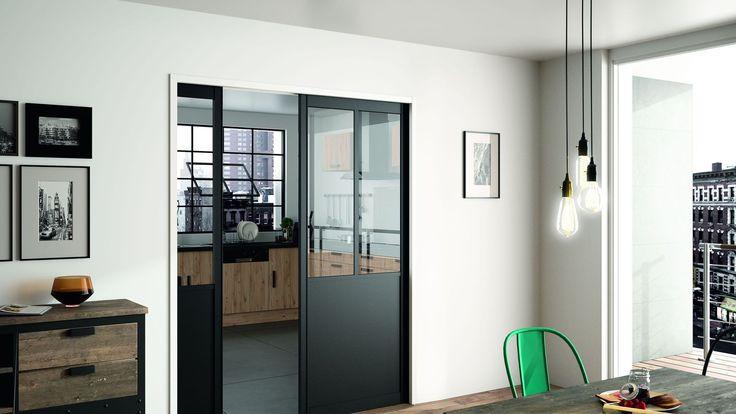 31 best Deco images on Pinterest Home ideas, Bathroom and Bathrooms - reparation de porte en bois