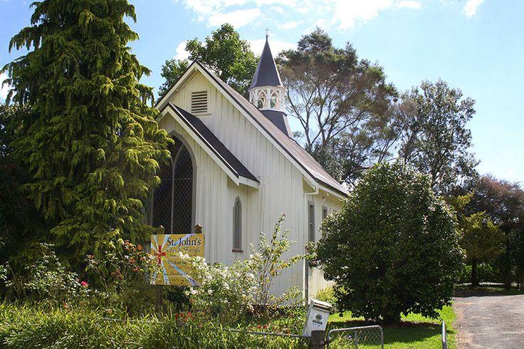 St John's - Waikohu Co-operating Parish -  Te Karaka