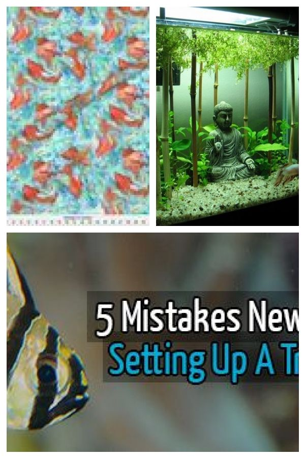 Watercolor Fish Fabric Fish Tank By Colour Angel By Kv