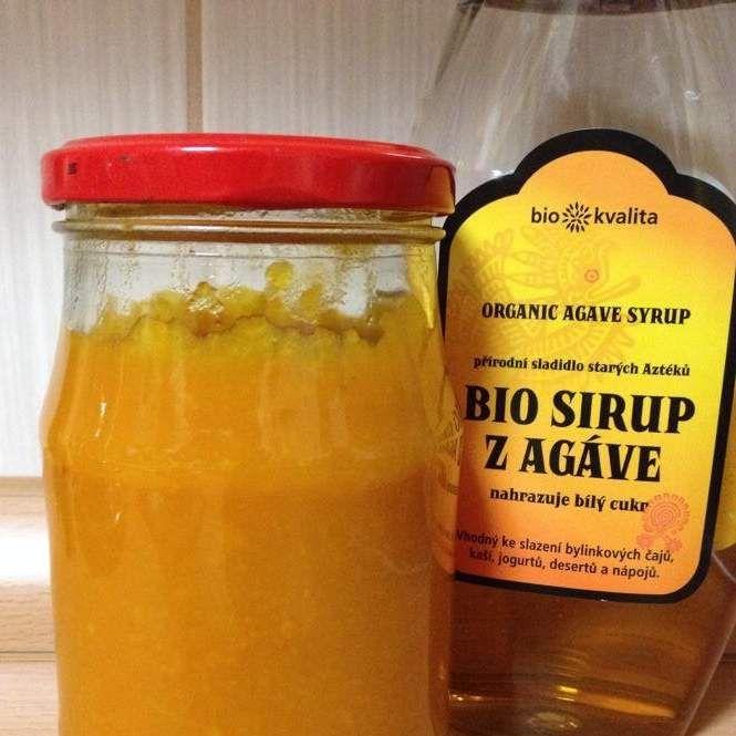 Recept Dýňovo-ananasová marmeláda od janickamel - Recept z kategorie Marmelády a sladké pomazánky
