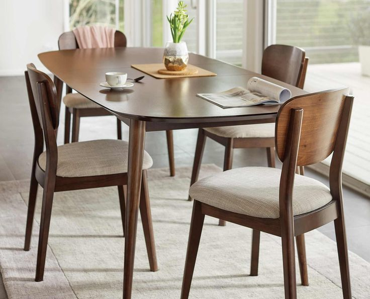 Scandinavian Style Dining Room Table: Best 25+ Scandinavian Dining Table Ideas On Pinterest