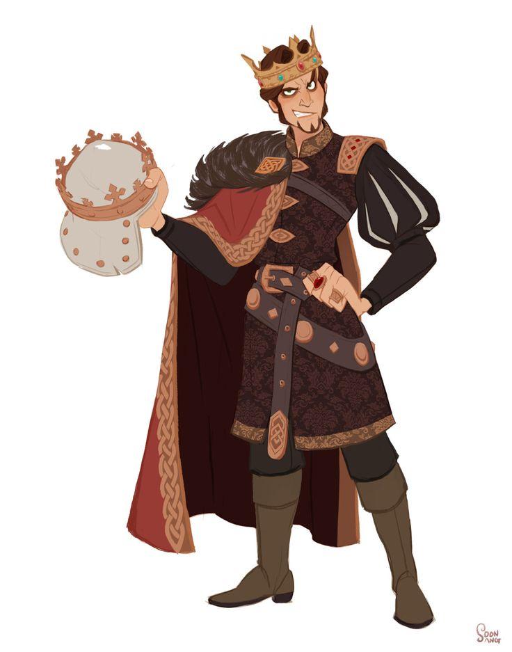 "personal project - Robin Hood 2015.""Prince John"", SoonSang Hong on ArtStation at https://www.artstation.com/artwork/personal-project-robin-hood-2015-prince-john"