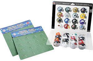 NFL Helmet Standings Tracker Z157-9585532435
