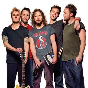 Pearl Jam - Fotos - VAGALUME